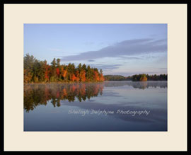Photographs of lakes in Maine, available to purchase